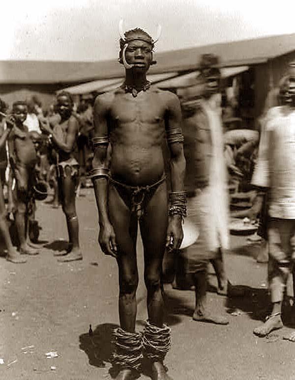 Wadshagga-Tribesman
