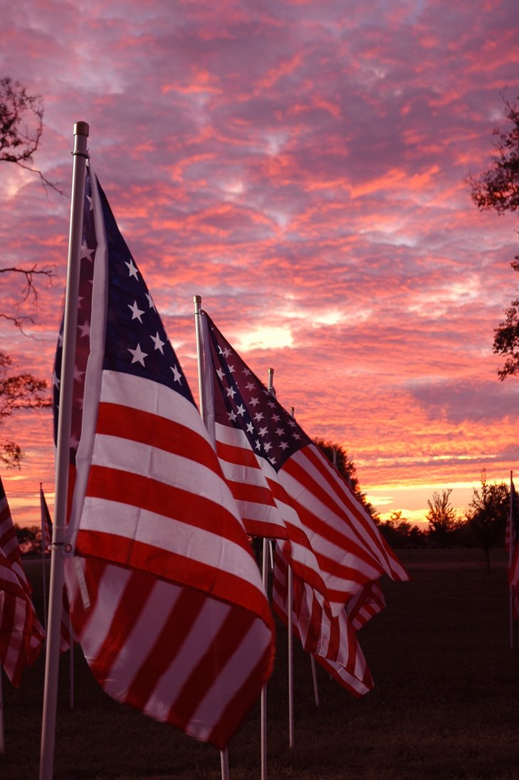 american_flag_by_MrDul